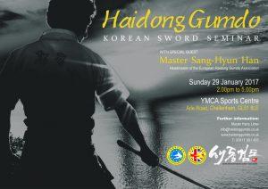 Master Han UK Seminar Poster 29 Jan 2017