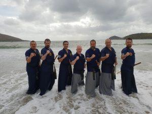 The Greek, Irish and UK Haidong Gumdo Associations