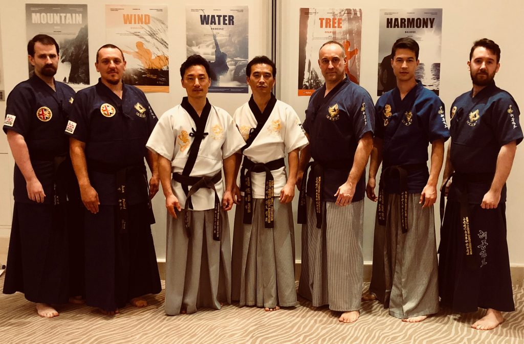 European Haidong Gumdo Masters and Instructors Workshop